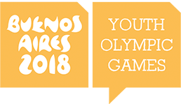 Youth Olympic Games stamp